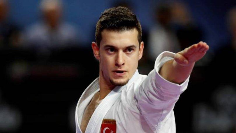 Son dakika! Karatede Ali Sofuoğlu ve Merve Çoban bronz madalya kazandı!