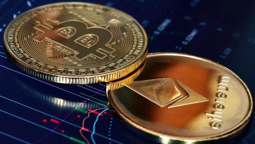 Bitcoin ve Ethereum'da yükseliş