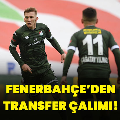Fenerbahçe'den çalım!