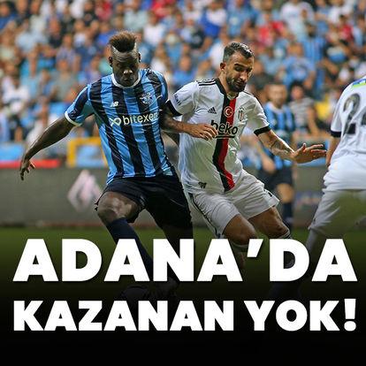Adana'da kazanan yok!