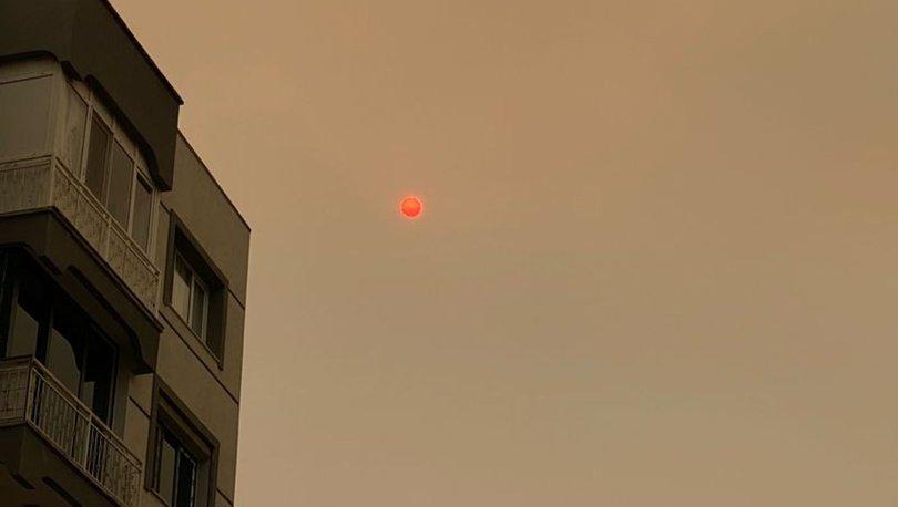 BU SABAH İZMİR... Son dakika: Güneş gözden kayboldu! İzmir hava durumu - 5 Ağustos