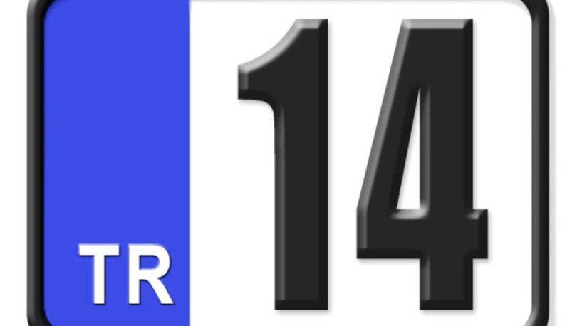 14 nerenin plakası? 14 plaka neresi, hangi ilimiz? 14 plaka kodlu şehrimiz