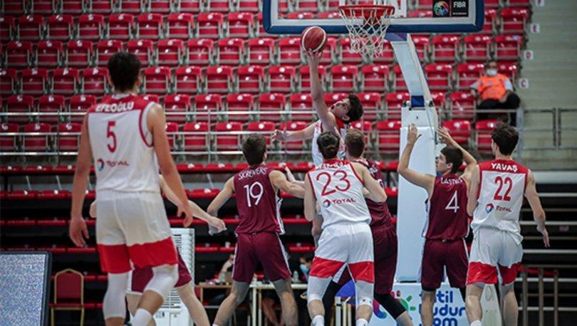 Türkiye: 59 - Letonya: 66