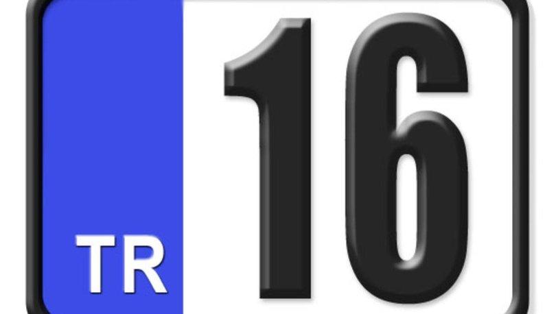16 nerenin plakası? 16 plaka nerenin, hangi şehir? 16 plakalı ilimiz