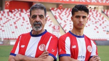 Antalyaspor'da formalar tanıtıldı