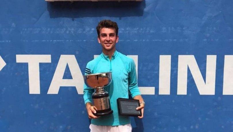 Ergi Kırkın Estonya'da şampiyon