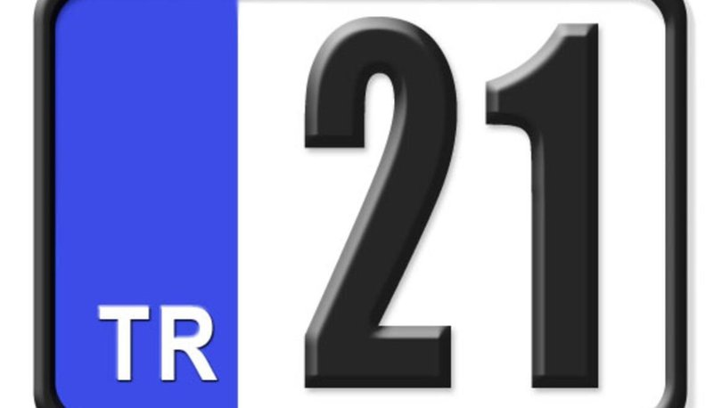 21 nerenin plakası? 21 plaka neresi, hangi ilin? 21 plakalı şehir ve ilçe kodları