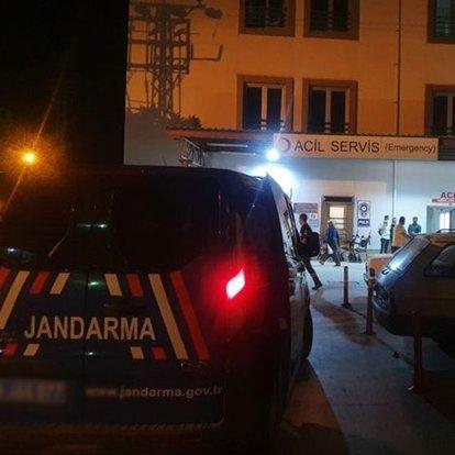 Osmaniye'de havaya ateş açıldı, balkondaki 3 kişi yaralandı