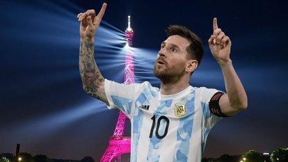 Messi için 10 veda!