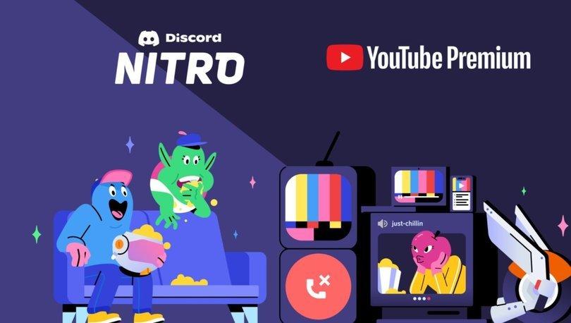 Discord YouTube Premium kodu nasıl alınır? Discord'dan YouTube Premium hediye sürprizi