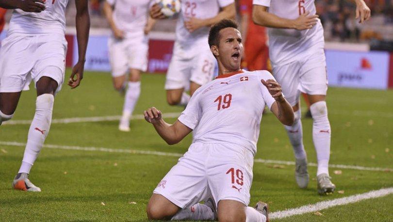 Kayserispor Mario Gavranovic ile prensipte anlaştı