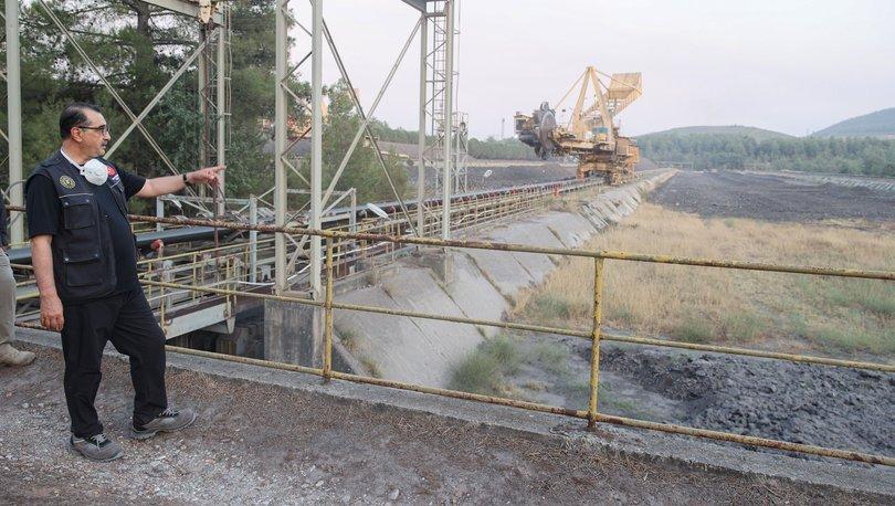 Bakan Dönmez'den Yeniköy Termik Santrali açıklaması