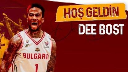 Dee Bost, Galatasaray'da!