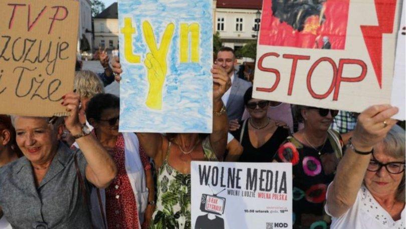 Polonya'nın yeni yasa tasarısına Antony Blinken'dan tepki
