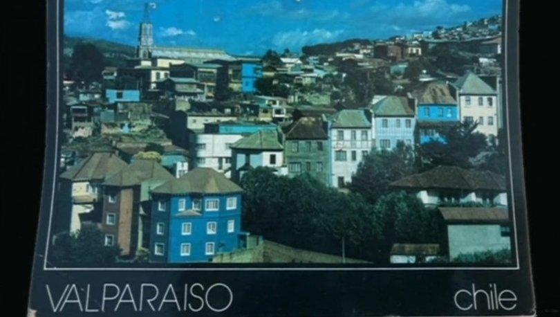Şili'den yollanan kart 30 yıl sonra İngiltere'deki alıcısına ulaştı