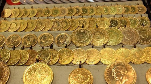 Altın fiyatları SON DAKİKA: 13  Ağustos gram altın fiyatları haftayı 485 liranın altında kapatıyor