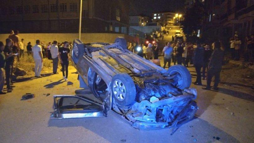 Son dakika: Altındağ'daki olaylarla ilgili ilk ifade!  72 gözaltı daha!