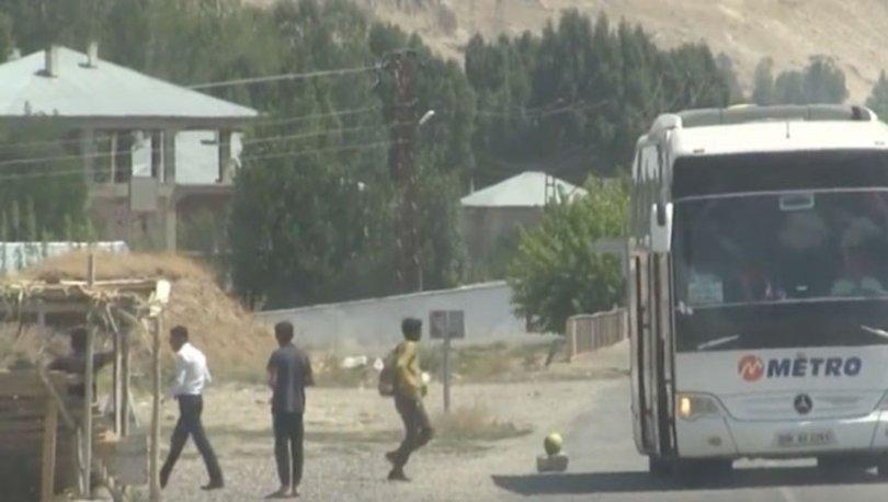 VALİLİK AÇIKLADI! Son dakika: Otobüsle taşınan göçmenlerle ilgili soruşturma! - Haberler