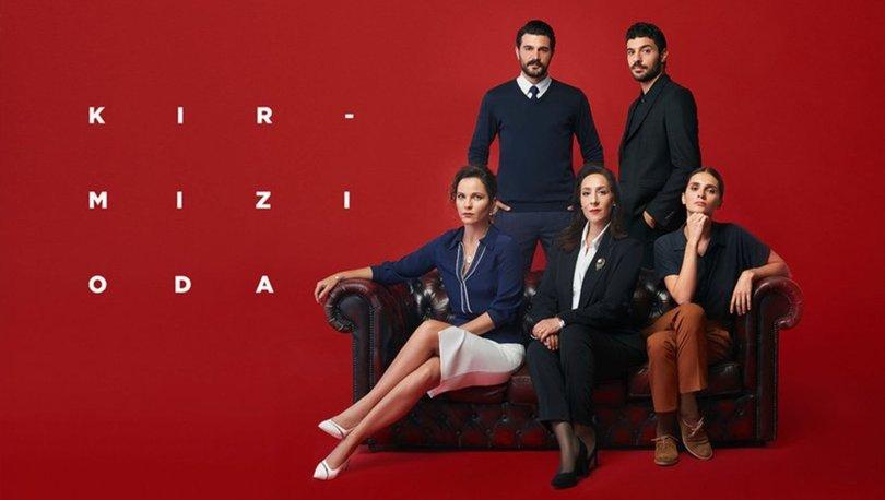Kırmızı Oda ne zaman başlayacak? TV8 dizisi Kırmızı Oda 2. sezon hangi  tarihte yayınlanacak?