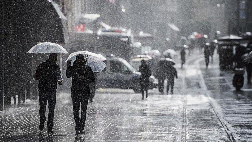 Son dakika! Meteoroloji'den sel bölgesinde kuvvetli yağış uyarısı - Haberler