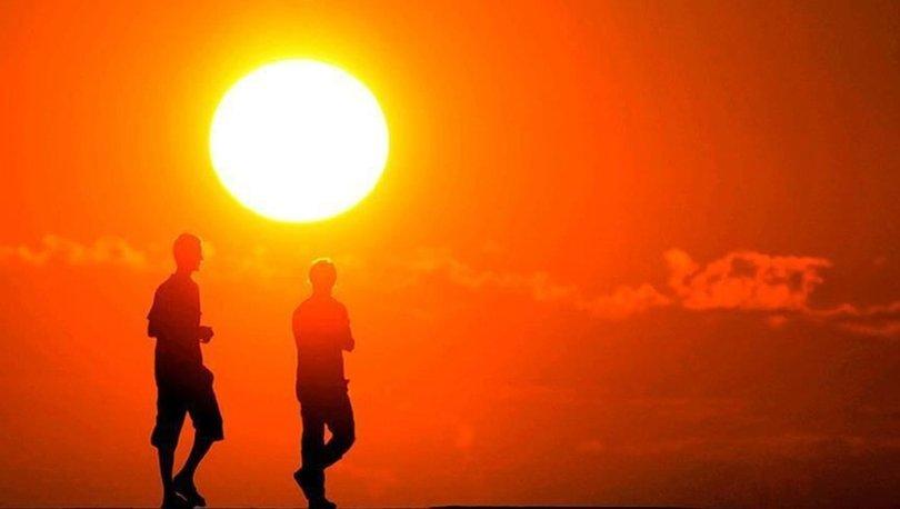 SON DAKİKA! 142 yılın sıcaklık rekoru kırıldı - Haberler