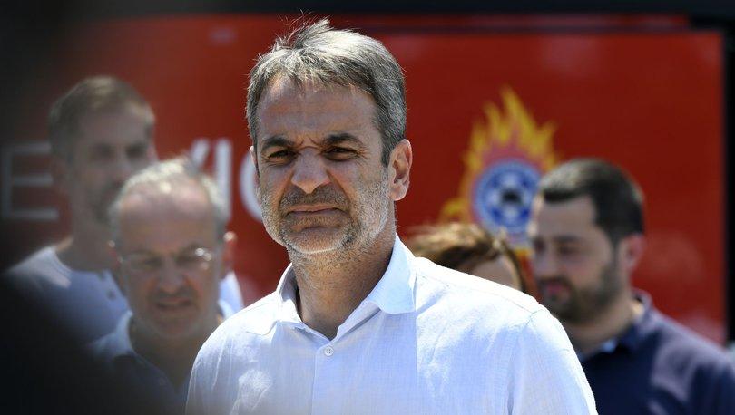 Yunanistan orman yangınlarının ardından yeni bakan atandı