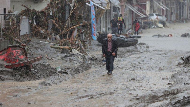 Son dakika! Kastamonu ve Sinop sel felaketinde can kaybı artıyor