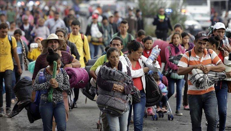 ABD'ye temmuz ayında rekor sayıda düzensiz göçmen giriş yaptı