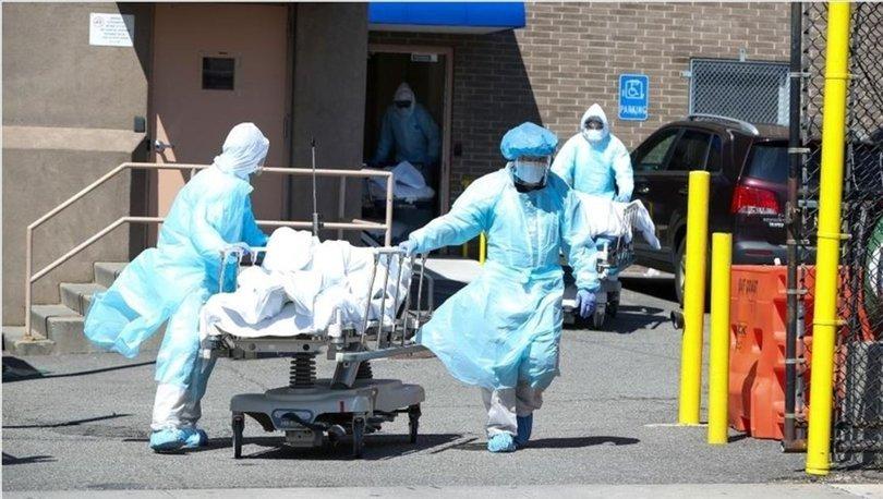 ABD'de Kovid-19 nedeniyle hastaneye kaldırılanların yarıdan fazlası aşılamanın düşük olduğu eyaletlerde