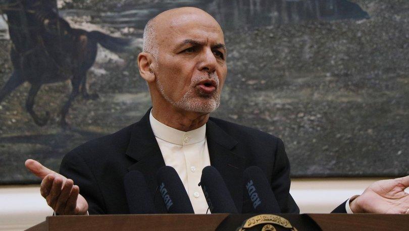 Son dakika haberi Afganistan Cumhurbaşkanı Gani: Vatanı savunmaya devam edeceğim
