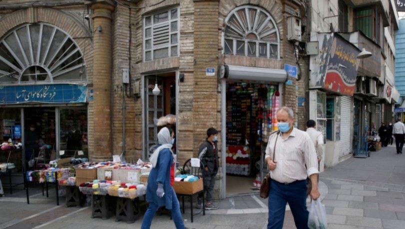 İran'da, Covid-19 vaka artışları nedeniyle 6 günlük kısıtlamaya gidildi