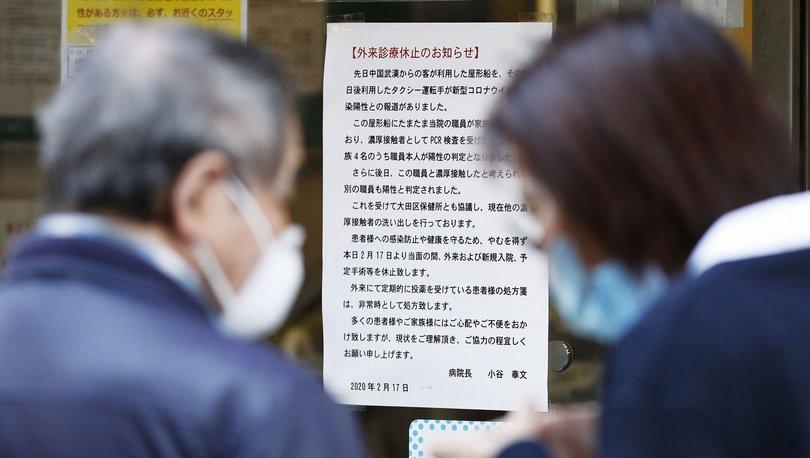 Japonya'da Covid-19 vakalarındaki artış sağlık sistemini zorluyor