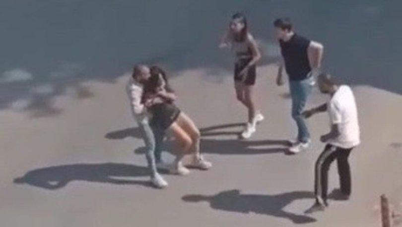 SON DAKİKA: Eski kız arkadaşının boğazına bıçak dayadı! - Haberler