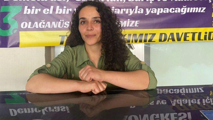 TUTUKLANDI! Son dakika: HDP'li il eş başkanı tutuklandı!