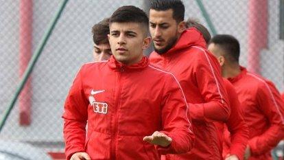 Eskişehirsporlu futbolcu kaza geçirdi!