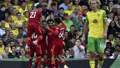 Liverpool'dan net galibiyet!