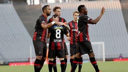 5 gollü maçta kazanan Karagümrük!