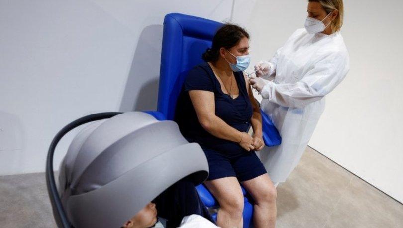 İtalya'nın yeni koronavirüs raporuna göre ölüm riski aşı olanlarda yüzde 97 daha az