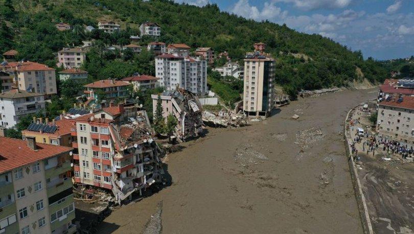 CAN KAYBI! Son dakika: 77 kişi kayıp! Kastamonu ve Sinop sel felaketinde son durum! - VİDEO HABER
