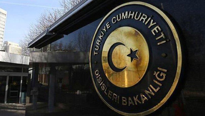 SON DAKİKA: Dışişleri Bakanlığı'ndan Afganistan'daki Türk vatandaşlarına çağrı