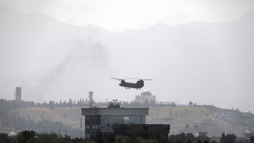 SON DAKİKA: ABD, Kabil Büyükelçiliğini tahliye ediyor