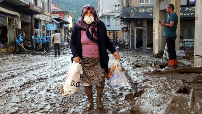 Meteoroloji'den Doğu Karadeniz'de 5 il için sel ve su baskını uyarısı