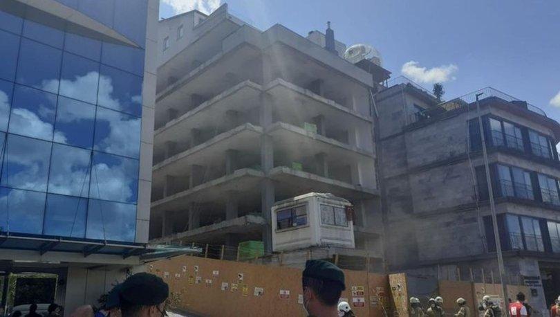 Son dakika: Beyoğlu'nda depo yangını! Yararlılar var