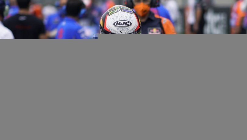 MotoGP Avusturya Grand Prix'sinde zafer Brad Binder'ın