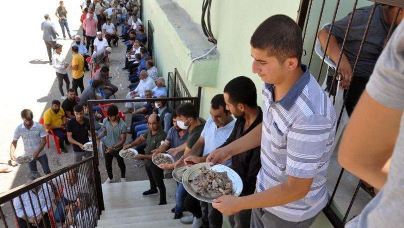 Derik'te husumetli aileler 3 bin kişinin katıldığı yemekte barıştı