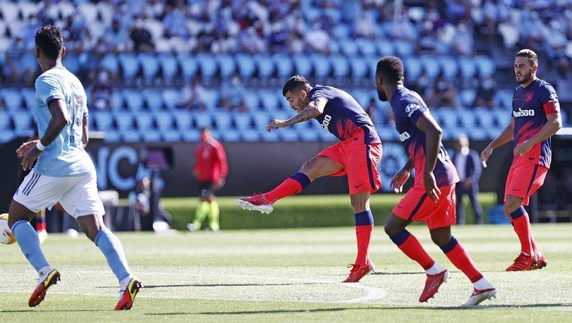 Atletico Madrid, La Liga'daki ilk maçında 3 puan aldı