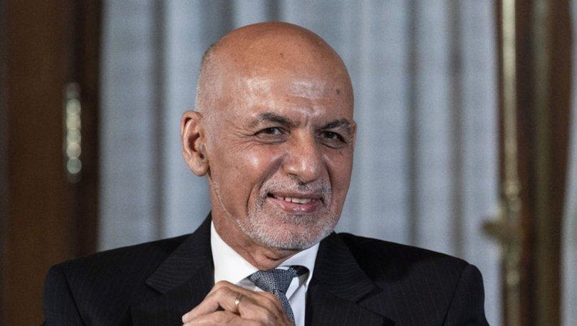 SON DAKİKA: Afganistan Cumhurbaşkanı Eşref Gani  ülkeyi terk etti! - Haberler
