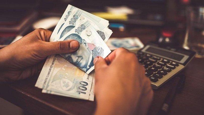 Asgari ücretlinin vergi dilimi bir ay erken yükseldi