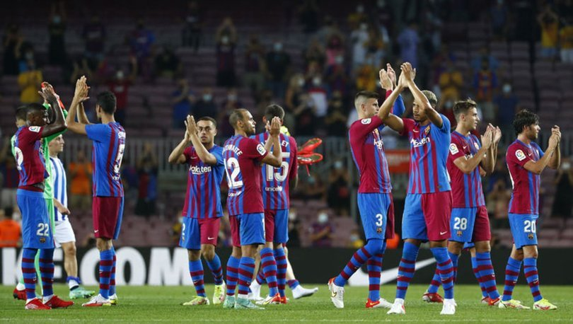 Barcelona: 4 - Real Sociedad: 2 MAÇ SONUCU
