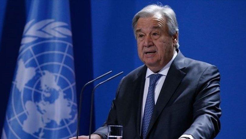 BM, Afganistan'daki taraflara itidal çağrısı yaptı